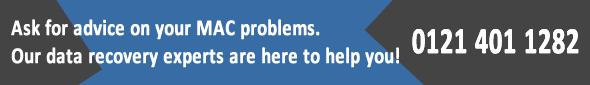 mac recovery expert advice
